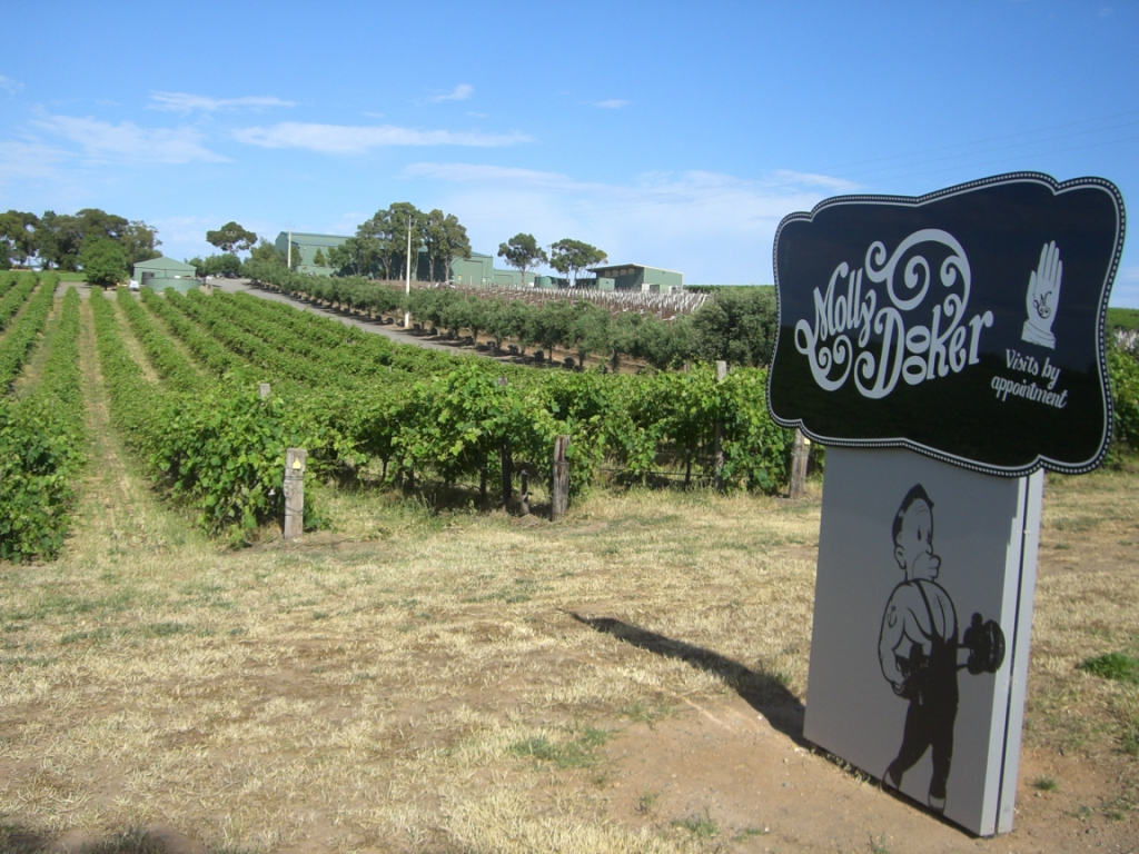 Mollydooker-Winery-Entrance